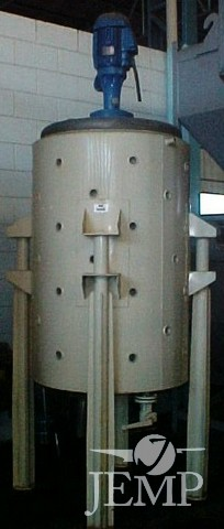Reator A.I cap. 700 lts