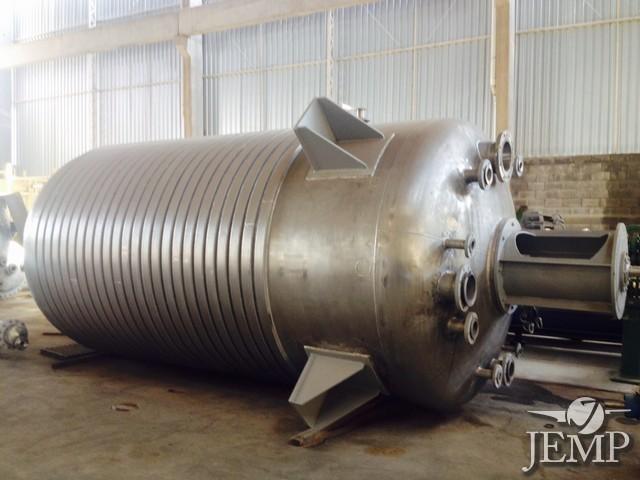 Reator A.I cap. 12.000 lts