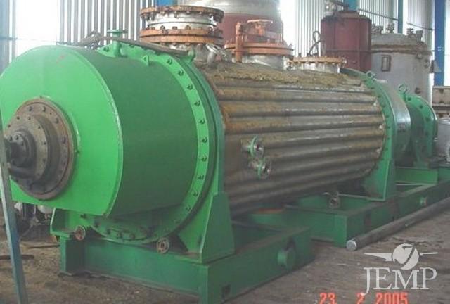 Secador rotativo A.I cap. 4.000 lts