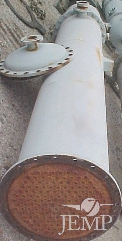 Trocador tubular A.C área 39 m2