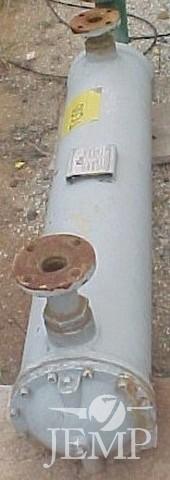 Trocador tubular A.C área 4,96 m2