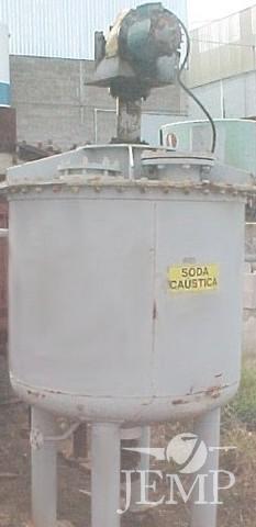 Tanque mist. A.C cap. 600 lts